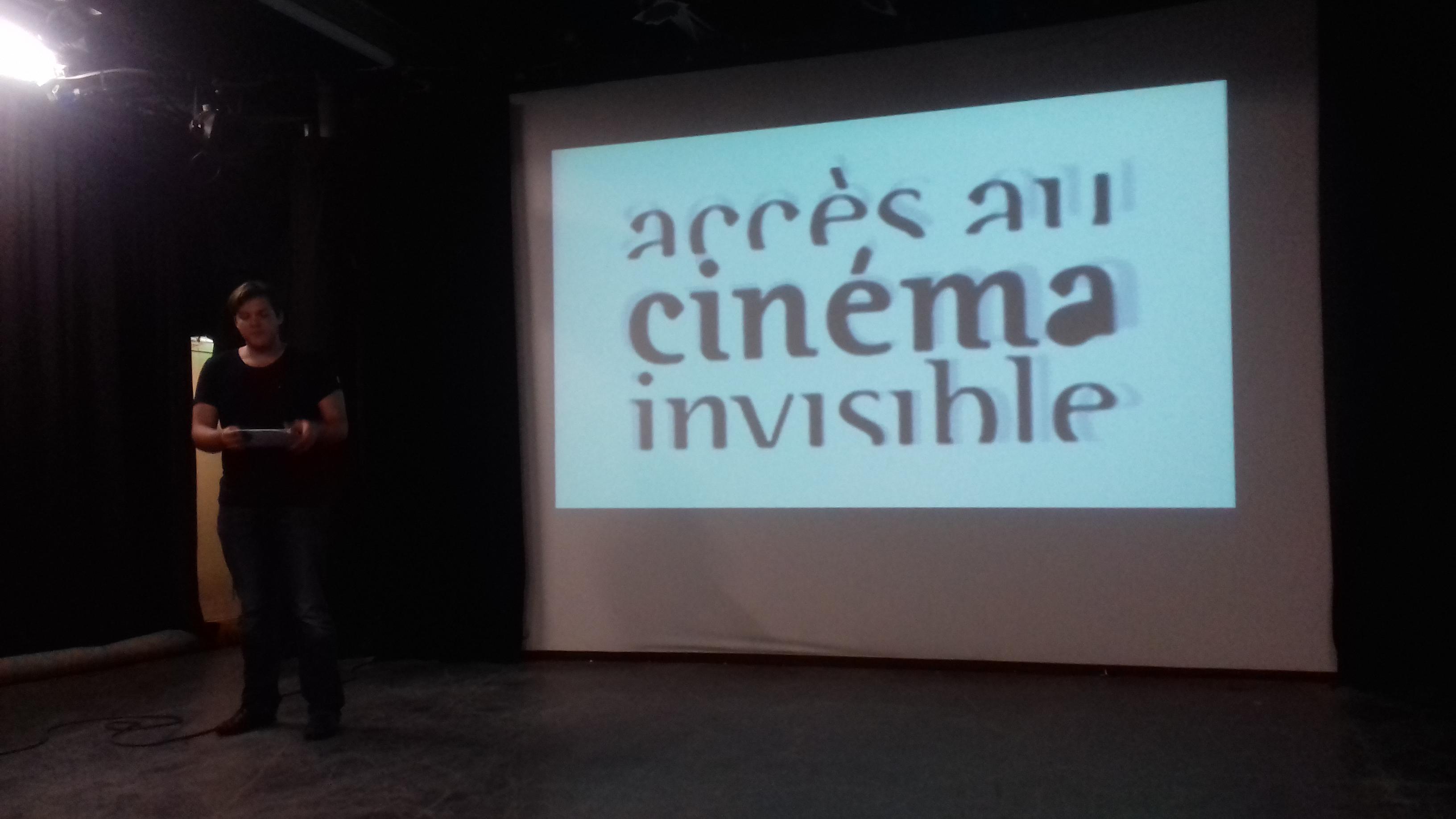 Cinéma invisible - étrange petit chat
