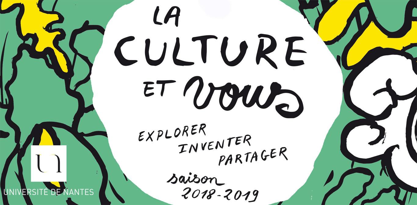 La culture et vous