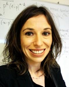 Portrait de l'enseignante Claire Lapalle